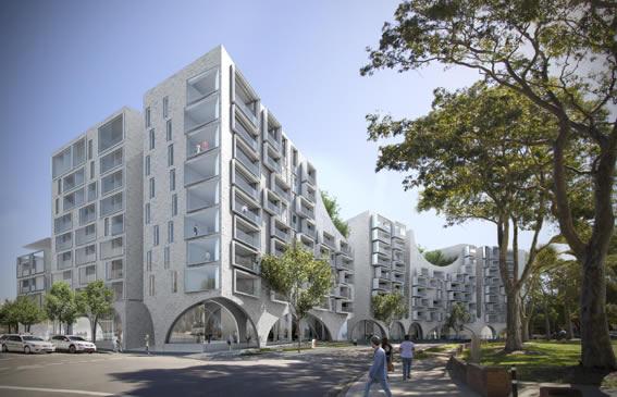 The Crescent Apartment