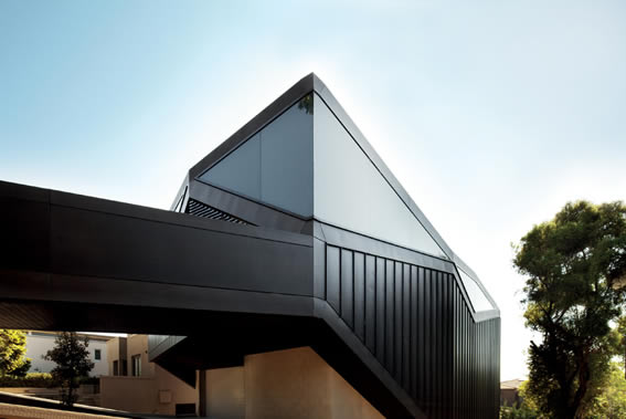 Pitched Roof House